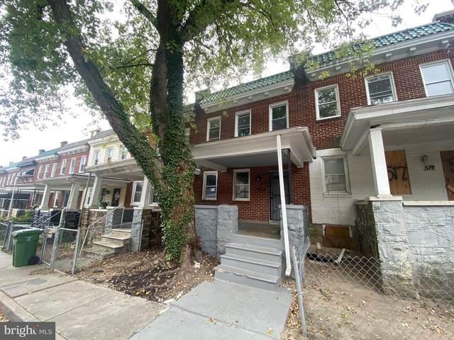 519 Sheridan Avenue, BALTIMORE, MD 21212 (#MDBA2001227) :: Compass