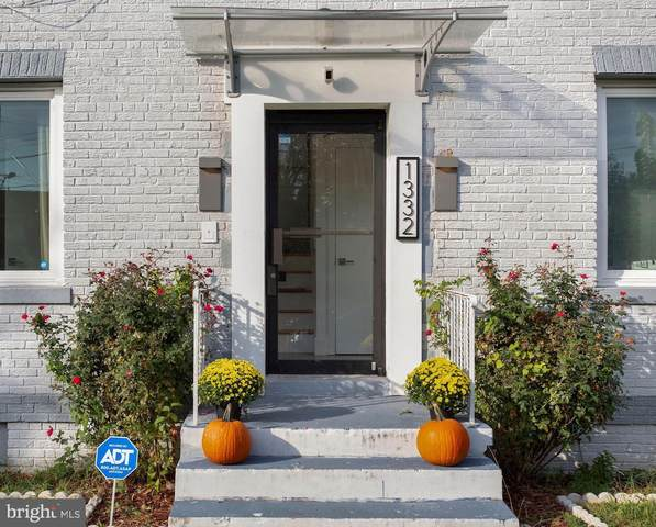 1332 Bryant Street NE #1, WASHINGTON, DC 20018 (#DCDC2001425) :: EXIT Realty Enterprises