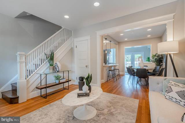 5307 5TH NW, WASHINGTON, DC 20011 (#DCDC2001427) :: Speicher Group of Long & Foster Real Estate