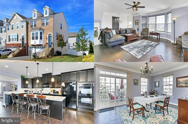 8912 Haversack Hunt Way, MANASSAS, VA 20112 (#VAPW2000697) :: Debbie Dogrul Associates - Long and Foster Real Estate