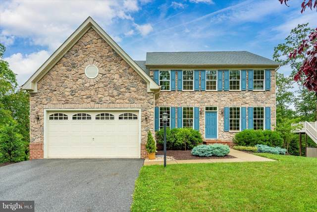 6707 Accipiter Drive, NEW MARKET, MD 21774 (#MDFR2000510) :: The Riffle Group of Keller Williams Select Realtors