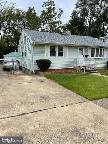 21 W Park Avenue, LINDENWOLD, NJ 08021 (MLS #NJCD2000677) :: The Dekanski Home Selling Team
