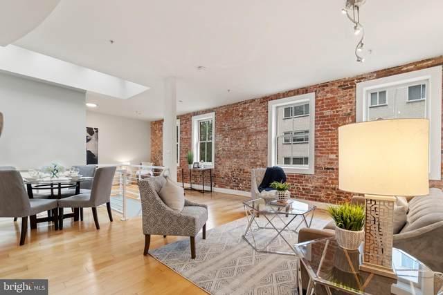 1209 13TH Street NW #210, WASHINGTON, DC 20005 (#DCDC2001304) :: Sunrise Home Sales Team of Mackintosh Inc Realtors