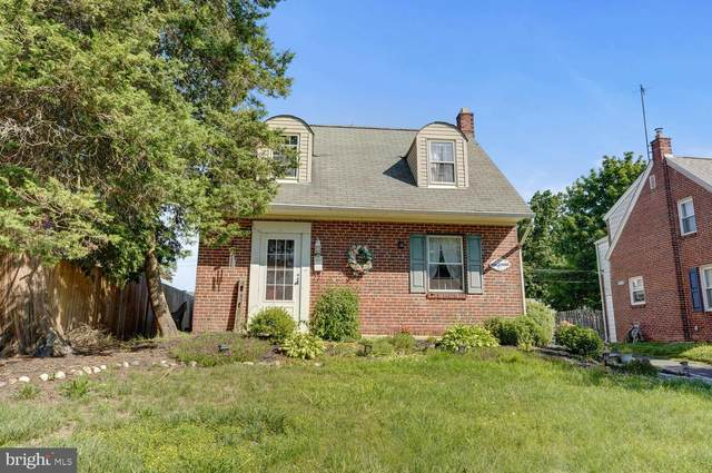 803 E Ross Place, RIDLEY PARK, PA 19078 (MLS #PADE2000642) :: PORTERPLUS REALTY