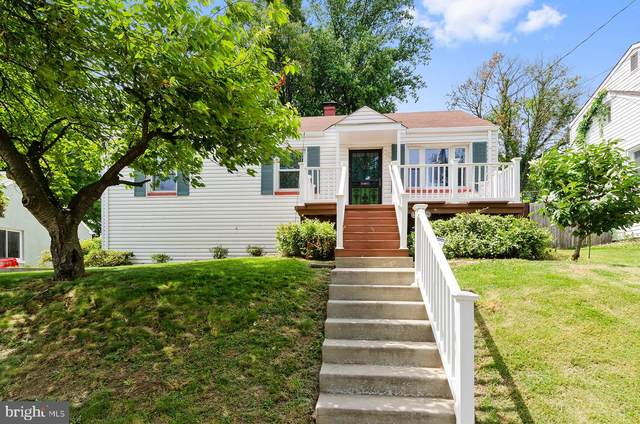 5024 N Englewood Drive, CAPITOL HEIGHTS, MD 20743 (#MDPG2000958) :: Revol Real Estate