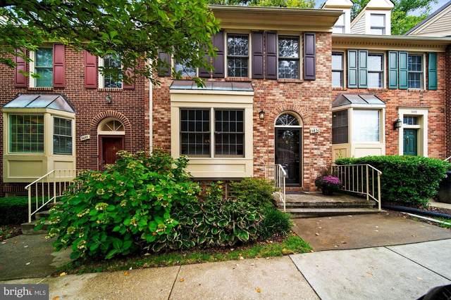 5451 Grove Ridge Way #117, ROCKVILLE, MD 20852 (#MDMC2001335) :: Dart Homes
