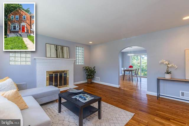 1710 E Belvedere Avenue, BALTIMORE, MD 21239 (#MDBA2001154) :: Bowers Realty Group