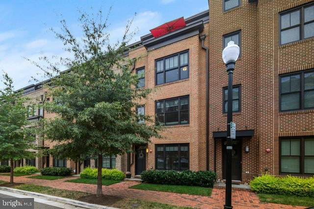 415 S Payne Street, ALEXANDRIA, VA 22314 (#VAAX2000325) :: Crews Real Estate