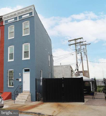 609 E Chase Street, BALTIMORE, MD 21202 (#MDBA2001162) :: Bowers Realty Group