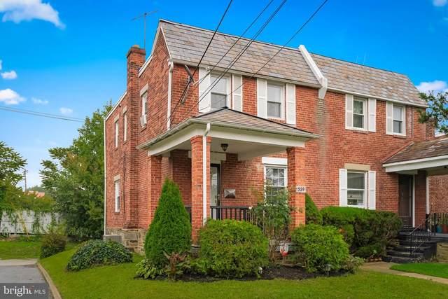 529 Bonsall Avenue, LANSDOWNE, PA 19050 (#PADE2000675) :: Tom Toole Sales Group at RE/MAX Main Line