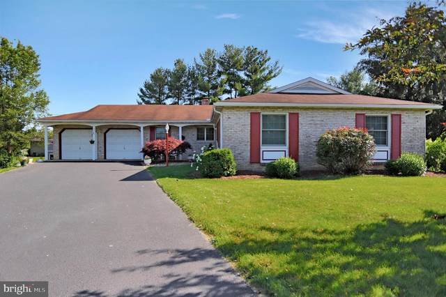 450 Colonial Drive, GREENCASTLE, PA 17225 (#PAFL2000208) :: The Heather Neidlinger Team With Berkshire Hathaway HomeServices Homesale Realty