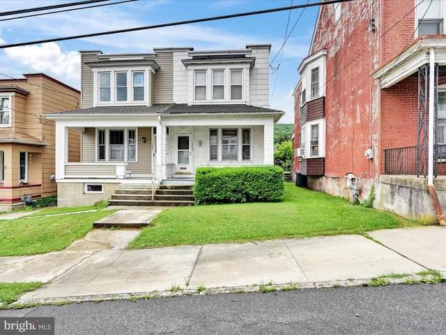 1749 West End Avenue, POTTSVILLE, PA 17901 (#PASK2000108) :: Shamrock Realty Group, Inc