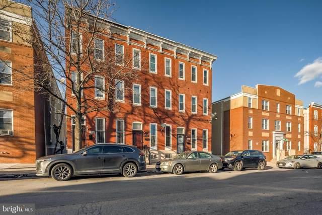 1614 W Lexington Street, BALTIMORE, MD 21223 (#MDBA2001176) :: Charis Realty Group