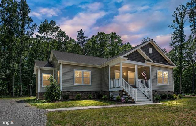 56 Evan Lane, LOUISA, VA 23093 (#VALA2000050) :: Berkshire Hathaway HomeServices McNelis Group Properties
