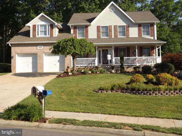 101 Middlesex Court, LA PLATA, MD 20646 (#MDCH2000342) :: Sunrise Home Sales Team of Mackintosh Inc Realtors
