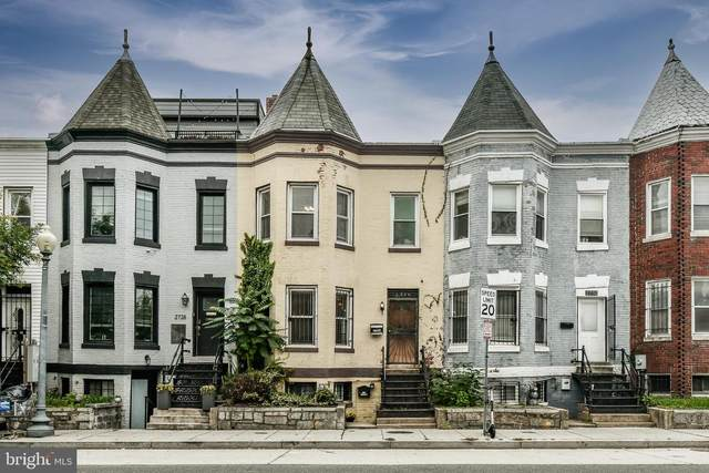 2730 Sherman NW, WASHINGTON, DC 20001 (#DCDC2001477) :: Speicher Group of Long & Foster Real Estate