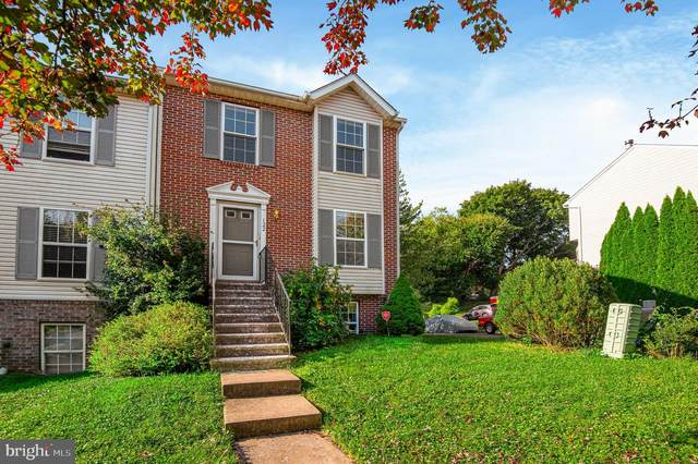 122 N Towne Court, MOUNT AIRY, MD 21771 (#MDCR2000253) :: Revol Real Estate