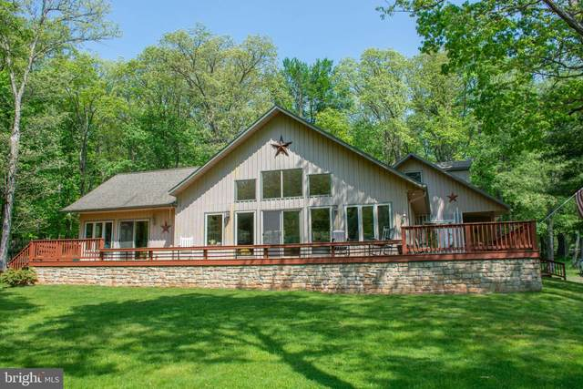 754 Crows Point Road, SWANTON, MD 21561 (#MDGA2000108) :: The Redux Group