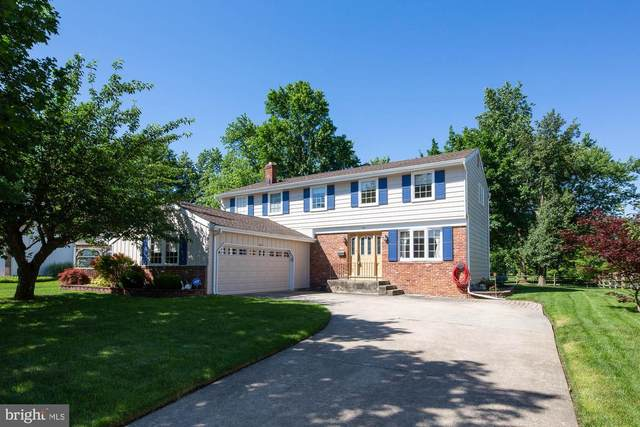 141 Haines Court, MOUNT LAUREL, NJ 08054 (MLS #NJBL2000622) :: Kiliszek Real Estate Experts