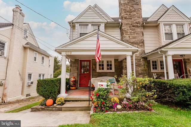 309 Lismore Avenue, GLENSIDE, PA 19038 (#PAMC2000967) :: The Dailey Group