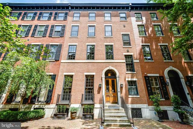 1819 Delancey Street, PHILADELPHIA, PA 19103 (#PAPH2002846) :: The Lux Living Group
