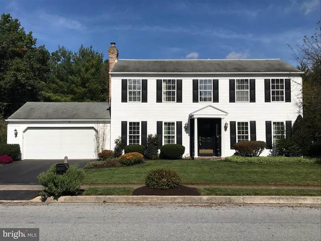 237 Lamp Post Lane, HERSHEY, PA 17033 (#PADA2000347) :: The Joy Daniels Real Estate Group