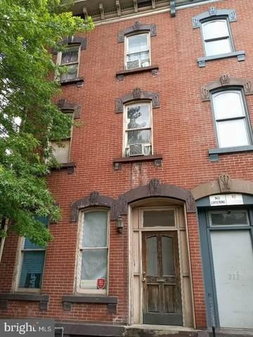 215 Perry Street, TRENTON, NJ 08618 (MLS #NJME2000522) :: Team Gio | RE/MAX