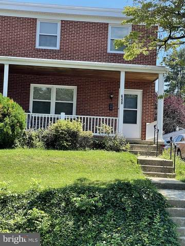640 Union Street, LANCASTER, PA 17603 (#PALA2000582) :: Century 21 Dale Realty Co