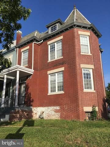 3647 New Hampshire Avenue NW, WASHINGTON, DC 20010 (#DCDC2001356) :: The Vashist Group