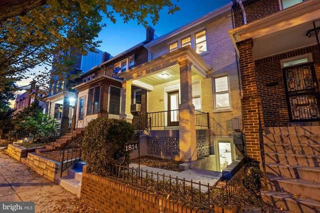 1814 Independence Avenue SE, WASHINGTON, DC 20003 (#DCDC2001491) :: The Miller Team