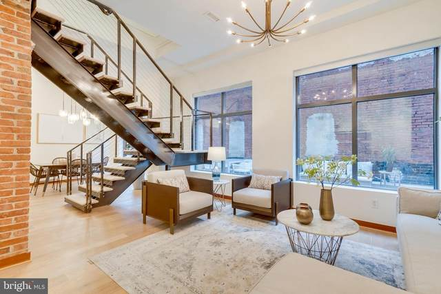 1413 P Street NW #204, WASHINGTON, DC 20005 (#DCDC2001370) :: Sunrise Home Sales Team of Mackintosh Inc Realtors