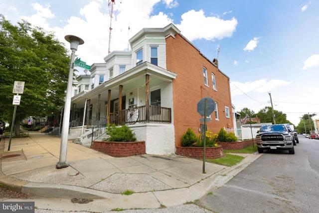 3625 Malden Avenue, BALTIMORE, MD 21211 (#MDBA2001208) :: The MD Home Team