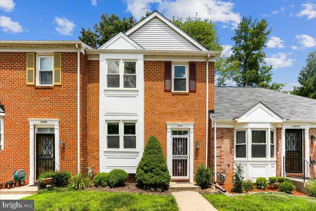 14448 Bakersfield Court, SILVER SPRING, MD 20906 (#MDMC2001620) :: Bowers Realty Group
