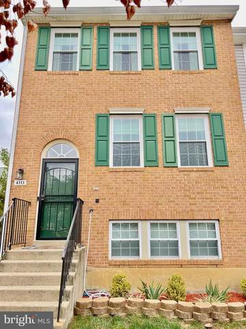 4113 Apple Orchard Court #2, SUITLAND, MD 20746 (#MDPG2001235) :: The Piano Home Group