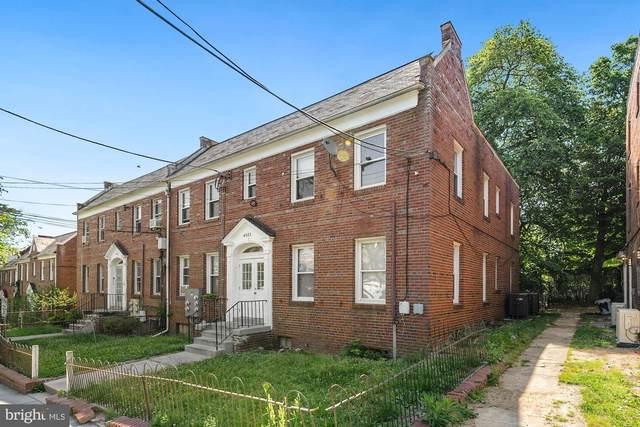 4921 1ST Street NW, WASHINGTON, DC 20011 (#DCDC2001378) :: CENTURY 21 Core Partners