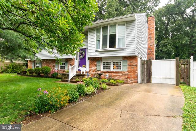 7525 Jacqwill Road, GLEN BURNIE, MD 21061 (#MDAA2000898) :: Better Homes Realty Signature Properties
