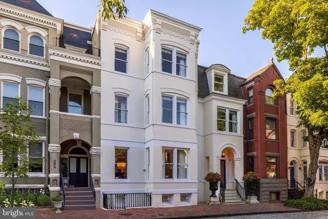 3313 O Street NW, WASHINGTON, DC 20007 (#DCDC2001396) :: Crossman & Co. Real Estate