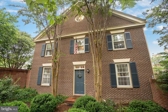 655 S Columbus Street, ALEXANDRIA, VA 22314 (#VAAX2000404) :: Debbie Dogrul Associates - Long and Foster Real Estate