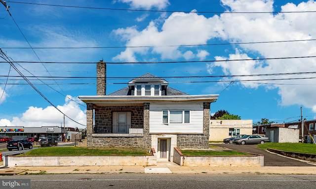 8700 Bustleton Avenue, PHILADELPHIA, PA 19152 (#PAPH2002960) :: Mortensen Team