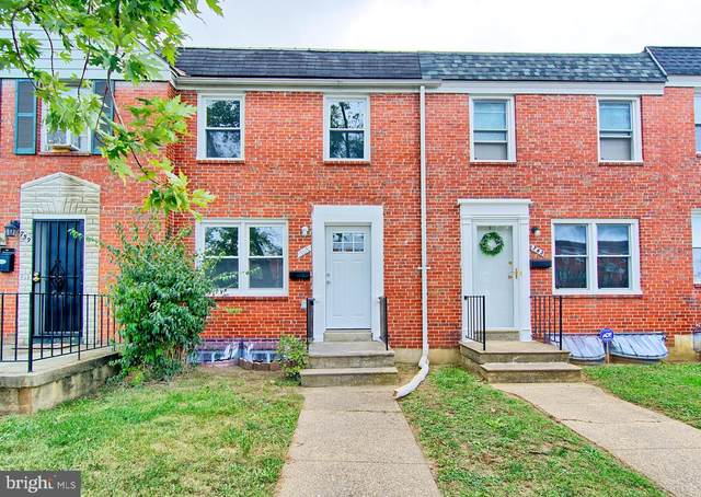 761 Yale Avenue, BALTIMORE, MD 21229 (#MDBA2001325) :: The Miller Team