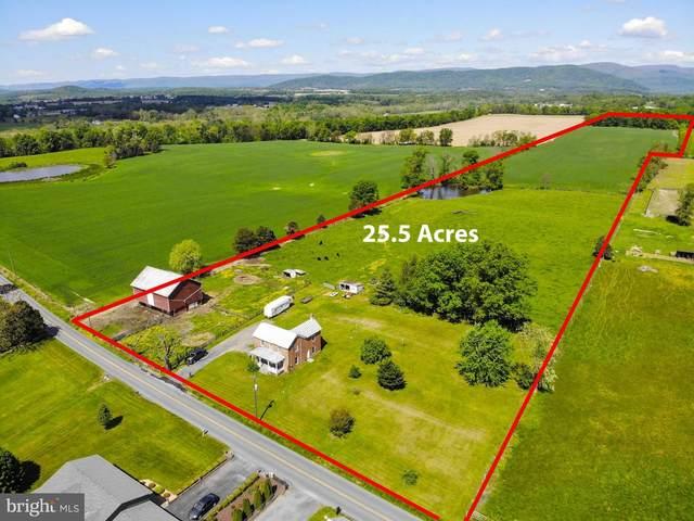 465 Readus Road, EDINBURG, VA 22824 (#VASH2000070) :: Revol Real Estate