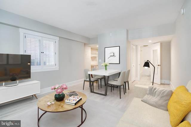 1825 T Street NW #103, WASHINGTON, DC 20009 (#DCDC2001533) :: The Dailey Group