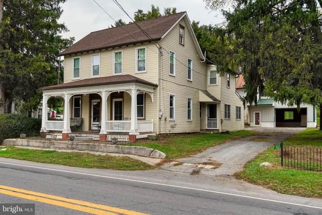 257 E Main Street, BROWNSTOWN, PA 17508 (#PALA2000611) :: BayShore Group of Northrop Realty