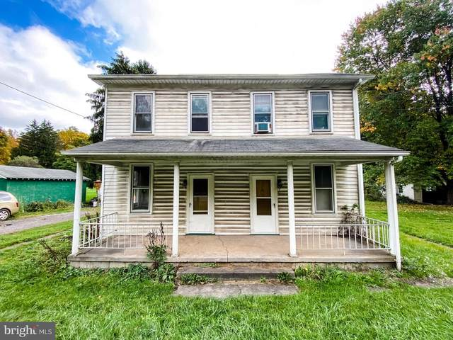 15544 Lower Georges Creek, LONACONING, MD 21539 (#MDAL2000111) :: The Schiff Home Team