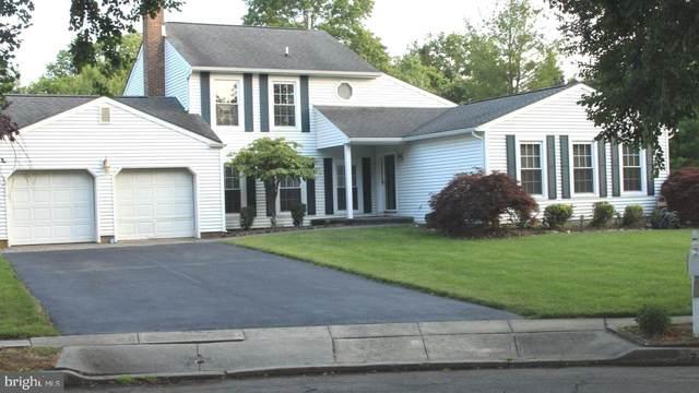 70 Cambridge Way, PRINCETON JUNCTION, NJ 08550 (MLS #NJME2000560) :: The Sikora Group