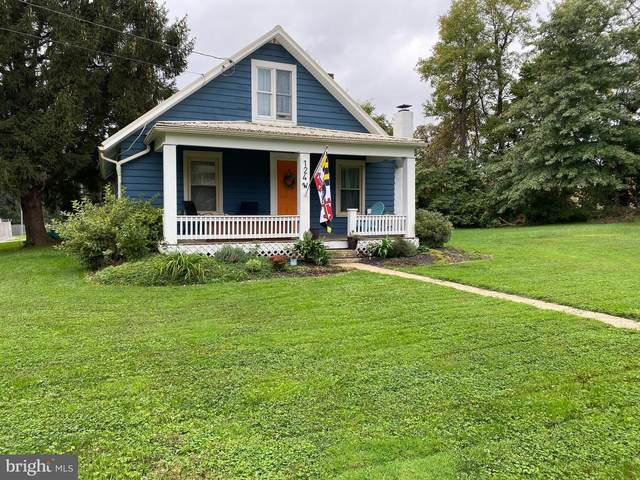 124 W Chestnut Street, RED LION, PA 17356 (#PAYK2000651) :: The Jim Powers Team