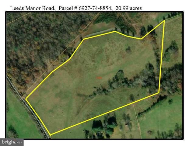 Leeds Manor, HUME, VA 22639 (#VAFQ2000099) :: Dart Homes