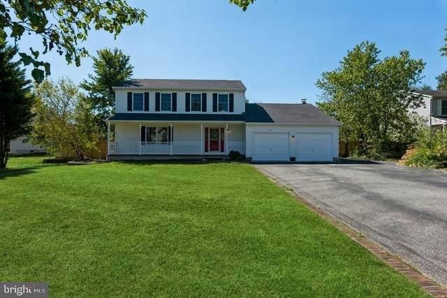 544 Sunhaven Drive, CLAYTON, NJ 08312 (MLS #NJGL2000421) :: The Dekanski Home Selling Team