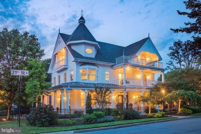 2101 N Stafford Street, ARLINGTON, VA 22207 (#VAAR2000588) :: Sunrise Home Sales Team of Mackintosh Inc Realtors