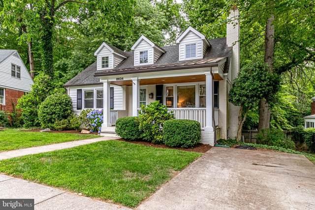 8624 Melwood Road, BETHESDA, MD 20817 (#MDMC2001706) :: Murray & Co. Real Estate